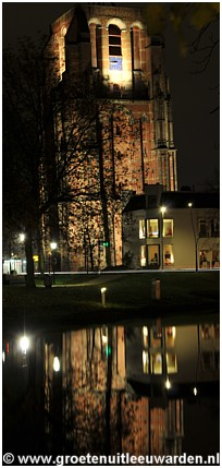 Oldehove @ Night