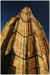 Oldehove - The old leaning tower of Leeuwarden
