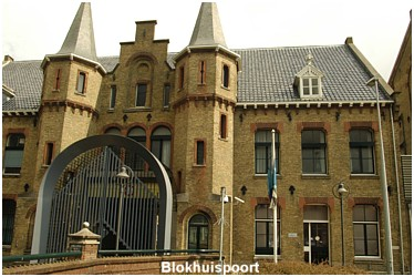 Crooks behind bars cannot be found in the Blokhuispoort anymore...